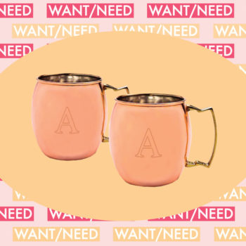 WANT/NEED: Moscow Mule mugs that'll upgrade your happy hour, plus more stuff you'll actually want to buy