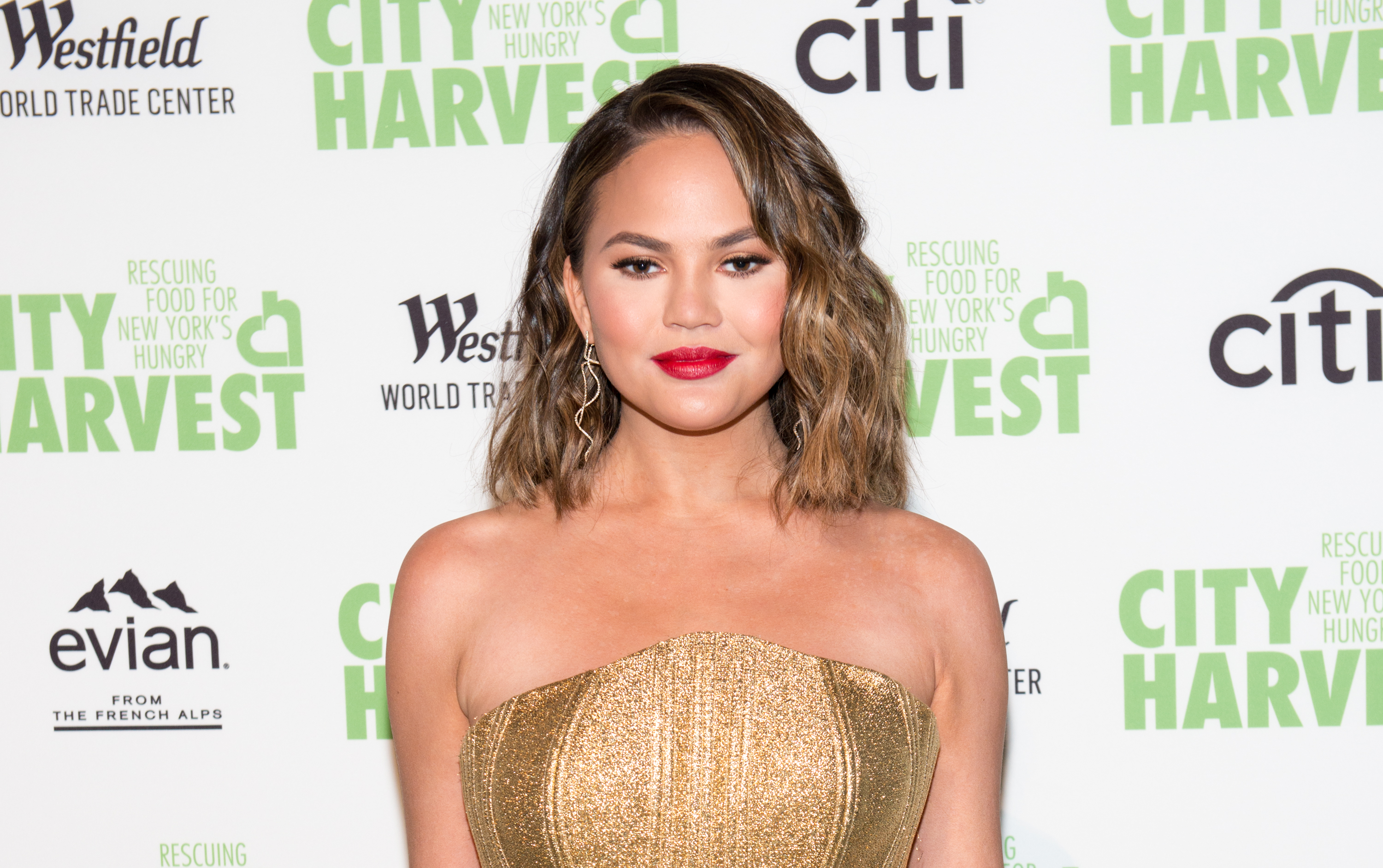 Chrissy Teigen explains that she's had plastic surgery, and doesn't regret it one bit