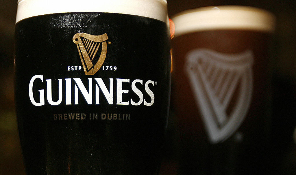 You can now get vegan Guinness, if that's how you roll