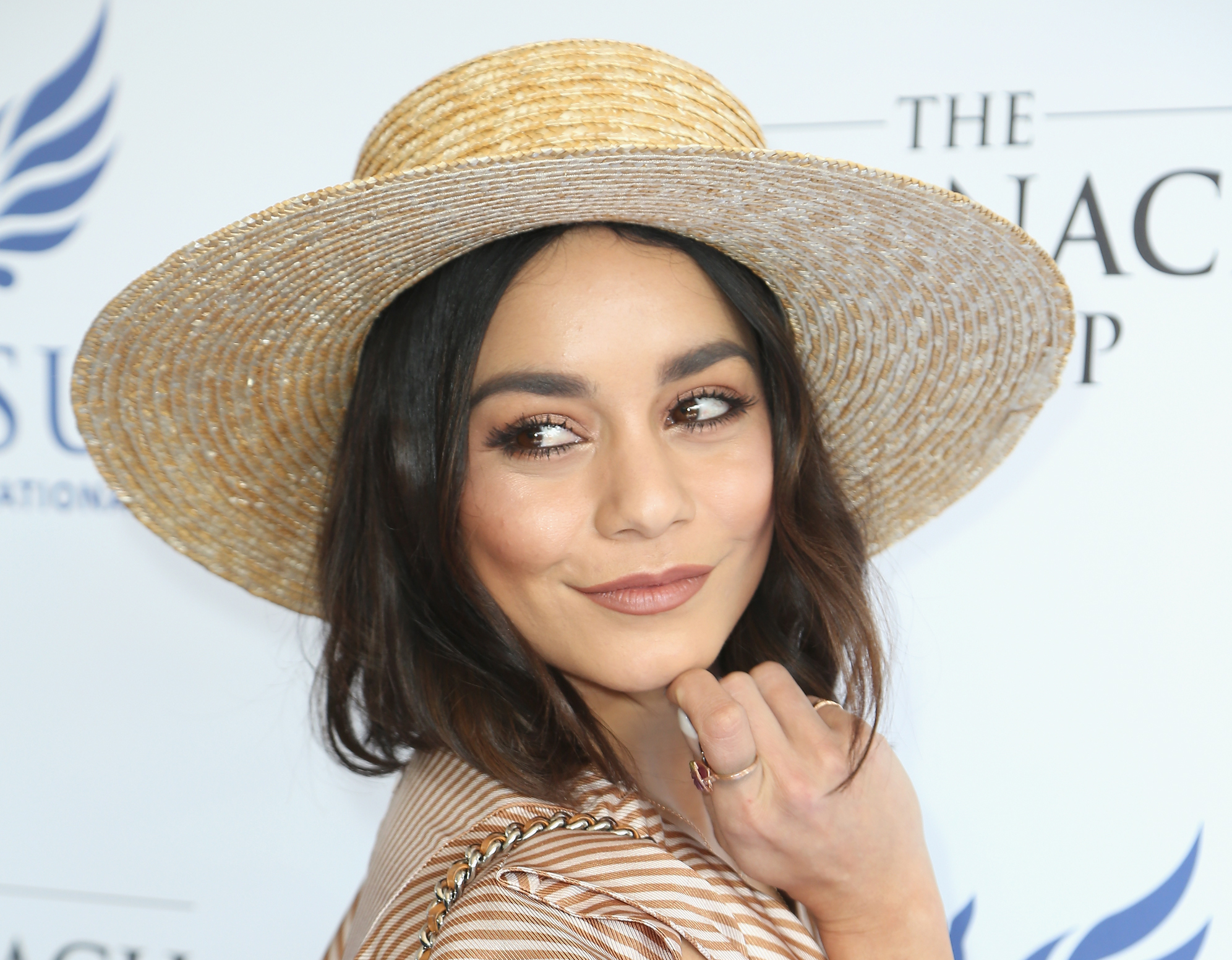 Vanessa Hudgens carries 20 of this beauty product with her at all times
