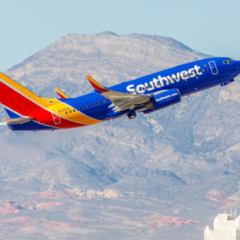 A Southwest pilot surprised a random passenger with a bunch of gifts