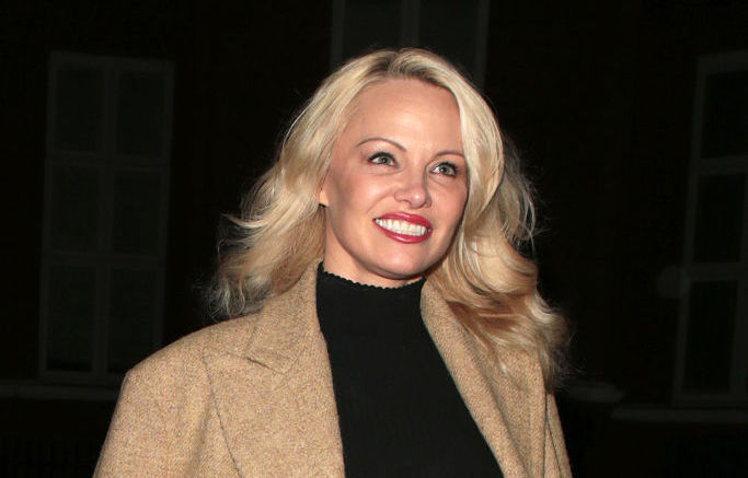 Pamela Anderson's blog post is a passionate ode to veganism