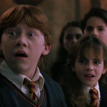 "This NSFW podcast celebrates erotic ""Harry Potter"" fan fiction (!)"