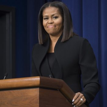 Michelle Obama tweeted a mysterious phone number, and the internet is losing its mind trying to figure out why