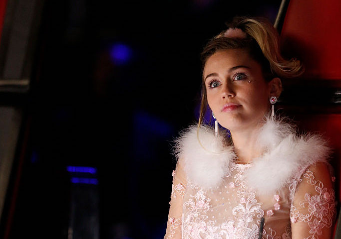 Miley Cyrus responds to the controversy over her comments about hip-hop
