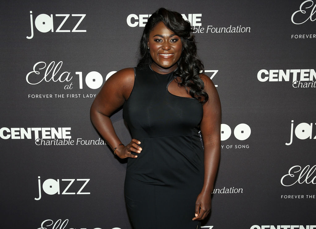 """""""Orange Is the New Black"""" star Danielle Brooks wants to be a body-positive role model for the best reason"""