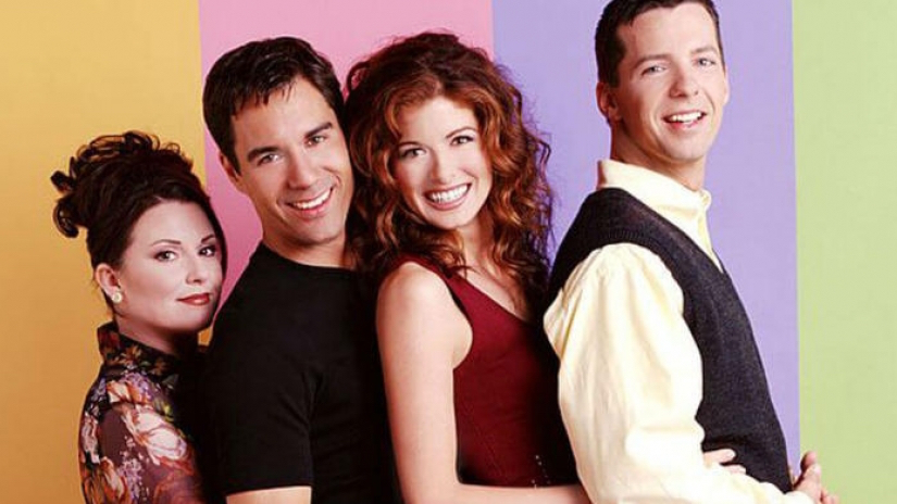 "The first ""Will & Grace"" revival poster is here, and we need to see more!"
