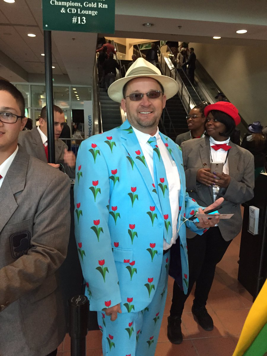 Basically every guy at the Kentucky Derby wore this flashy suit, and here's where to get it