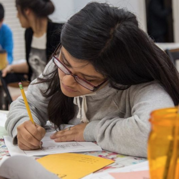 This writing program is teaching girls about Maya Angelou, Margaret Atwood, and Audre Lorde, and it's everything we needed growing up