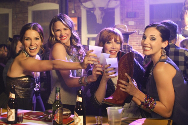 "There was a partial ""One Tree Hill"" reunion over the weekend, and now we're really in need of a full revival, stat"
