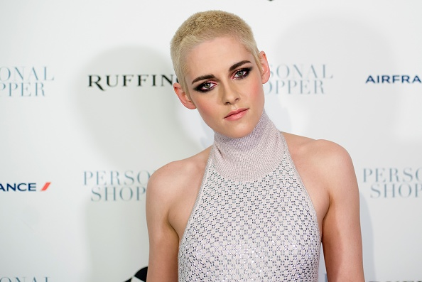 Kristen Stewart just made a rare social media appearance
