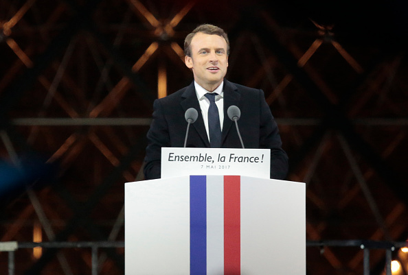 Emmanuel Macron wins the presidency in a historic French election
