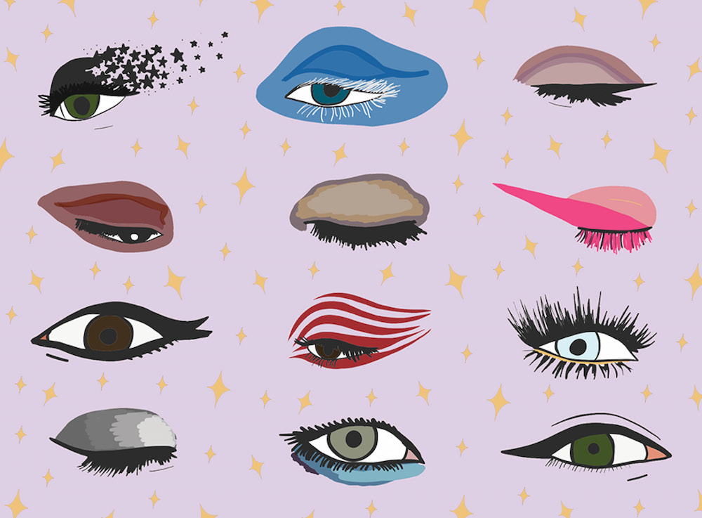 This is what eye makeup trend you should try, according to your zodiac sign