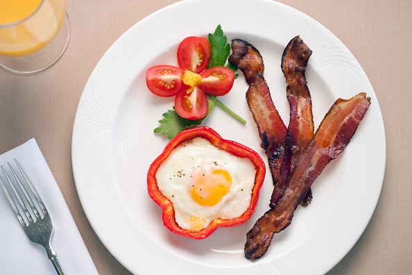 """Cloud eggs"" may be Instagram's newest food trend"