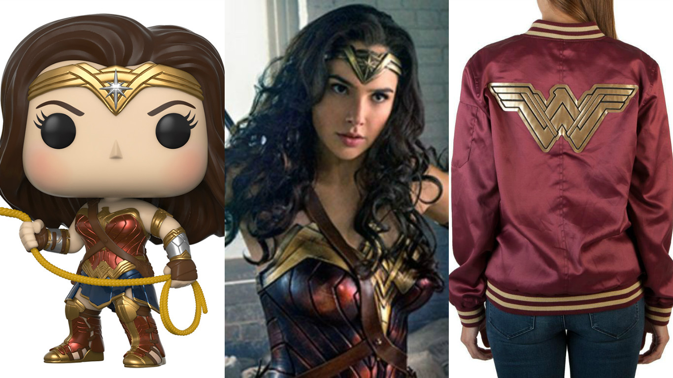 15 Wonder Woman things you can snag for the most powerful lady in your life