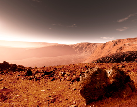 Here's how much it would cost to travel to Mars, because we know you've definitely been wondering