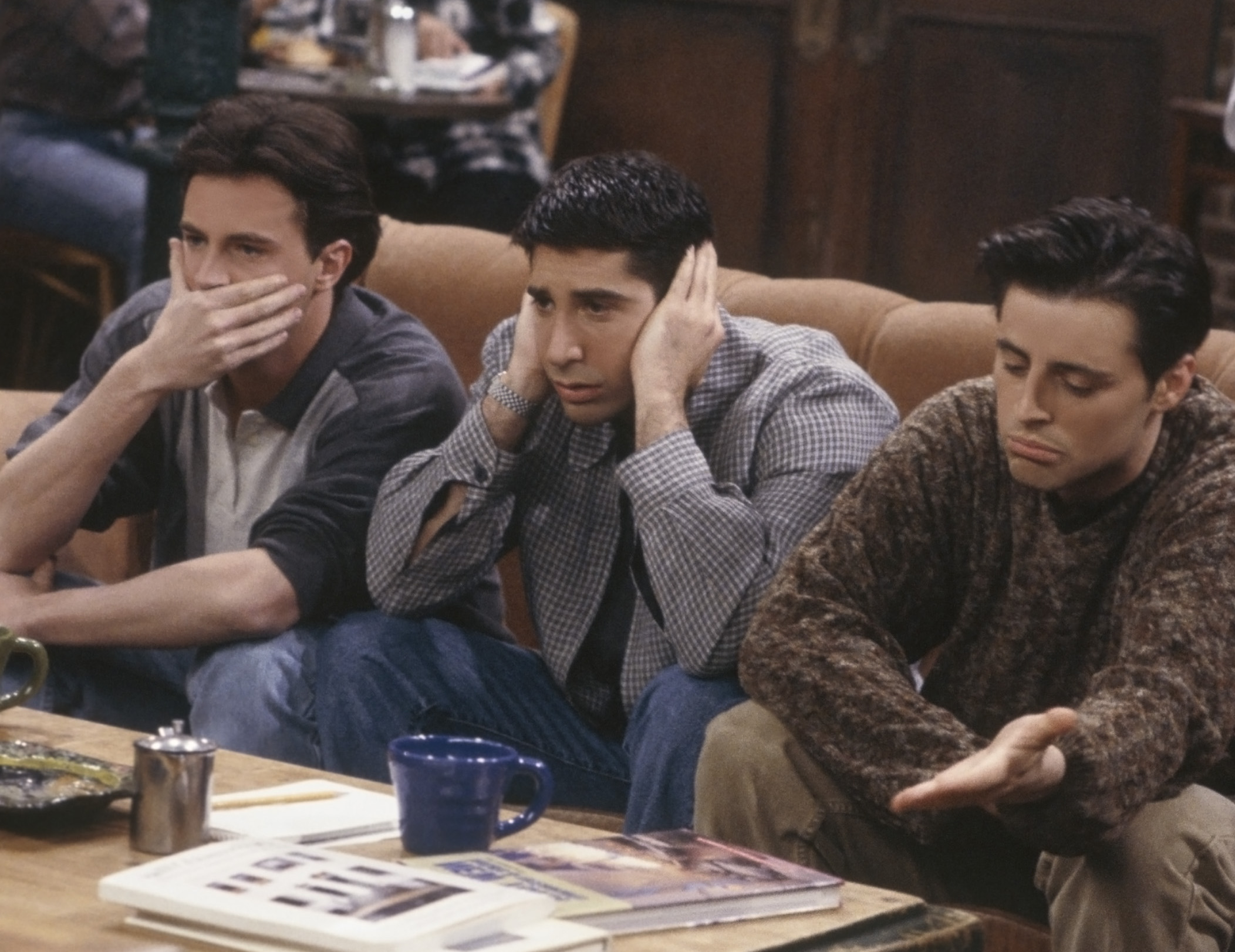 "There is a believable rumor that ""Friends"" is getting a revival, but please don't fall for it"