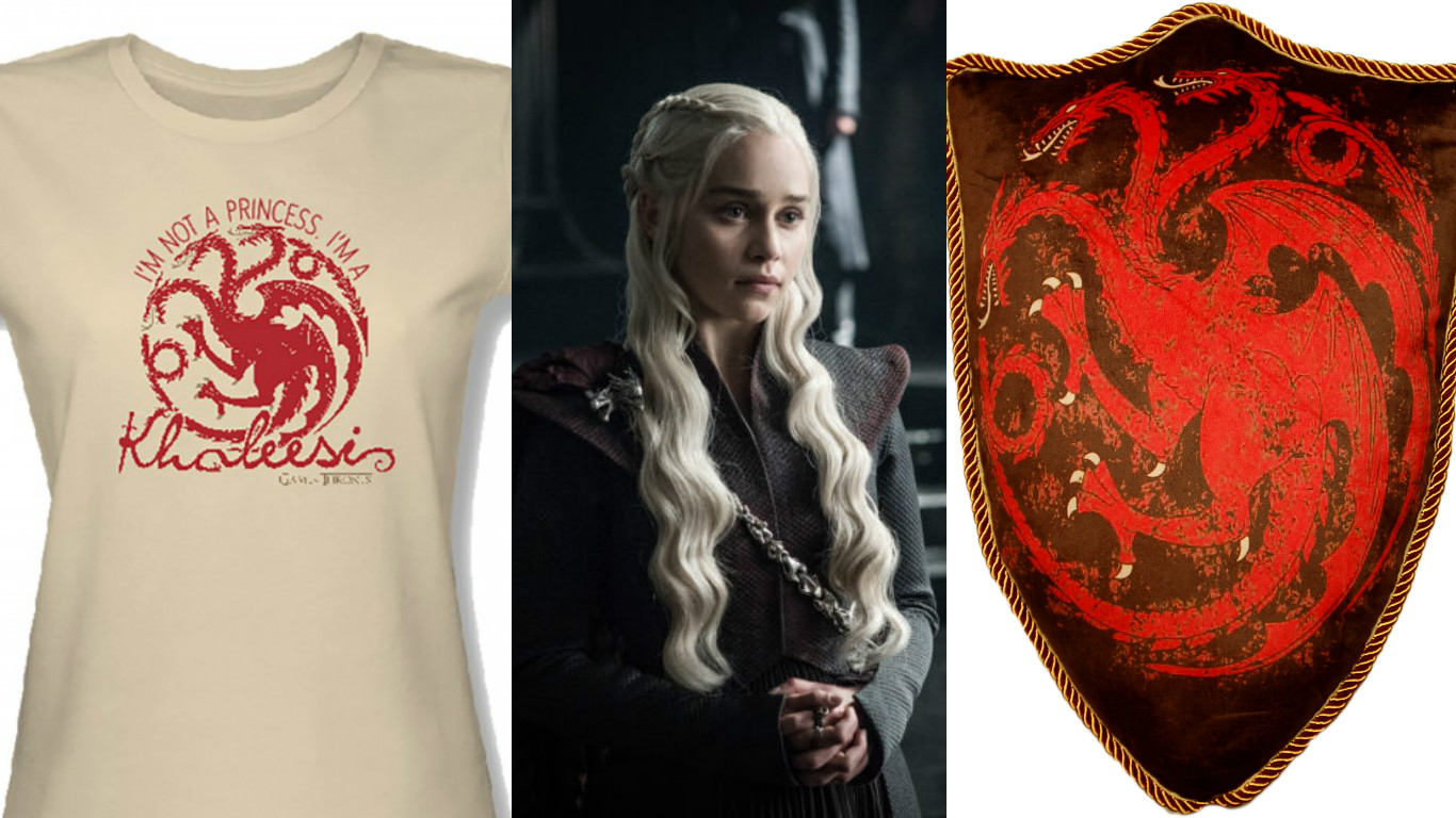Some of the best gifts for the *Mother* of Dragons in your own life