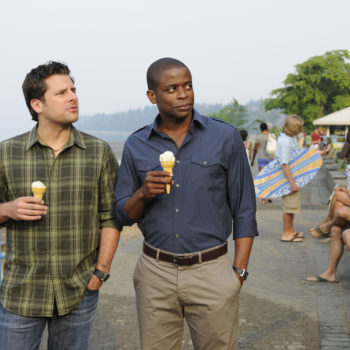 """""""Psych"""" is coming back for one holiday episode, and happy early Christmas!"""