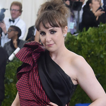"Lena Dunham had the best response after a magazine put her on the cover of a ""diet tips"" special"