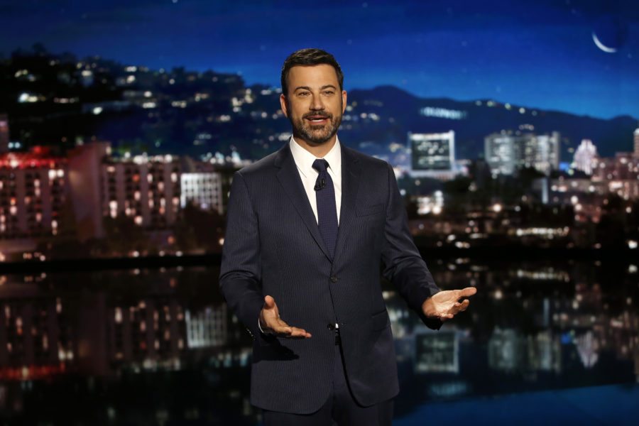 Jimmy Kimmel just responded to critics of last week's emotional monologue