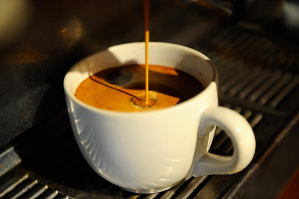 Drinking coffee can help relieve chronic pain, so sip away