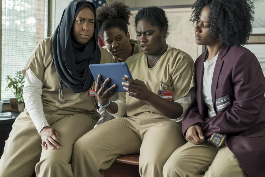 "These new ""Orange is the New Black"" images spoil something hilarious about Season 5"