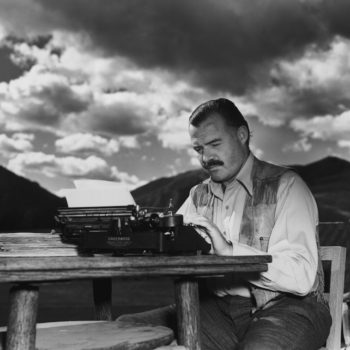 99-year-old letters from Hemingway reveal his unrequited high school love
