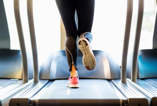 Ugh! The amount of bacteria on your gym equipment will make you seriously question ever working out again