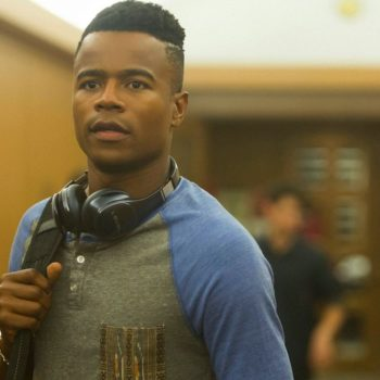 """Netflix star Marque Richardson says """"Dear White People"""" is """"more than a show, it's a movement"""""""