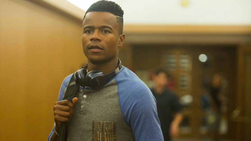 "Netflix star Marque Richardson says ""Dear White People"" is ""more than a show, it's a movement"""