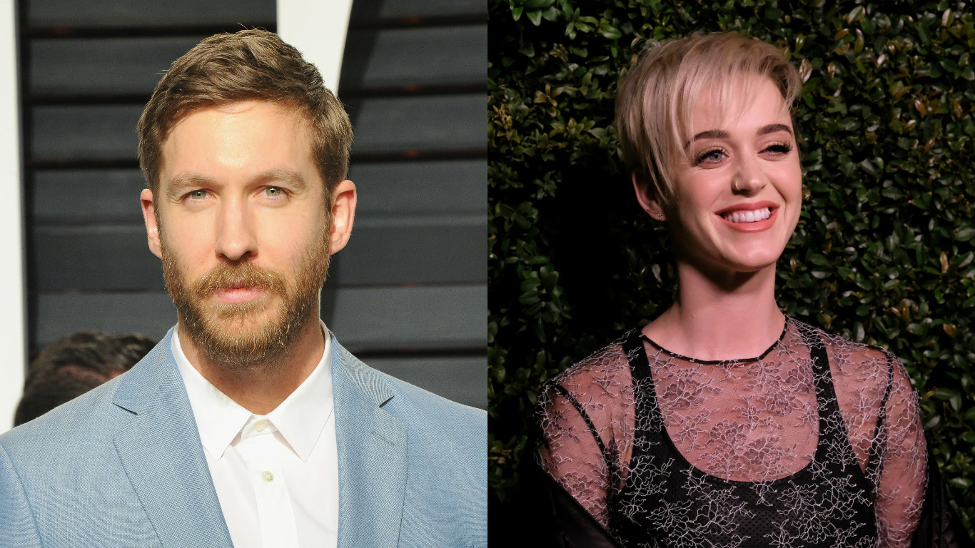 Katy Perry and Calvin Harris are releasing a song together, and this is music to our ears