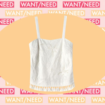 WANT/NEED: A top that will make the office feel like a vacation, plus more stuff you'll actually want to buy