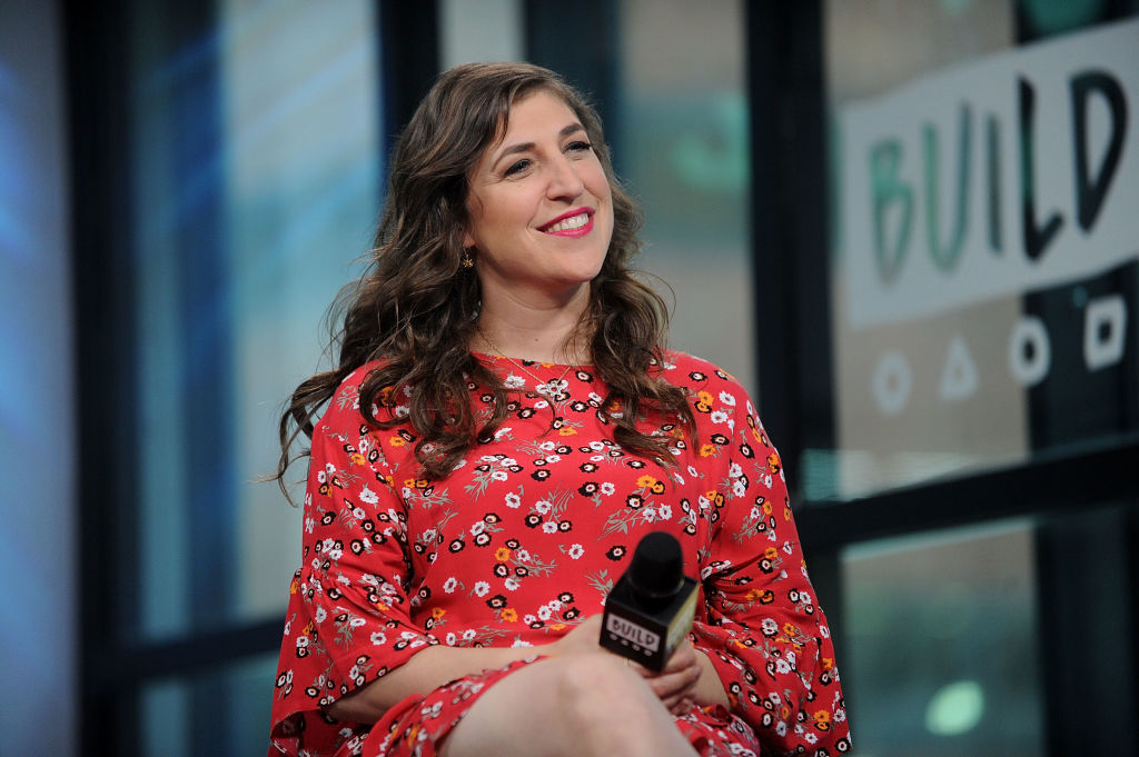 "Mayim Bialik told us all about her new book, her first period, and life on the set of ""Blossom"""