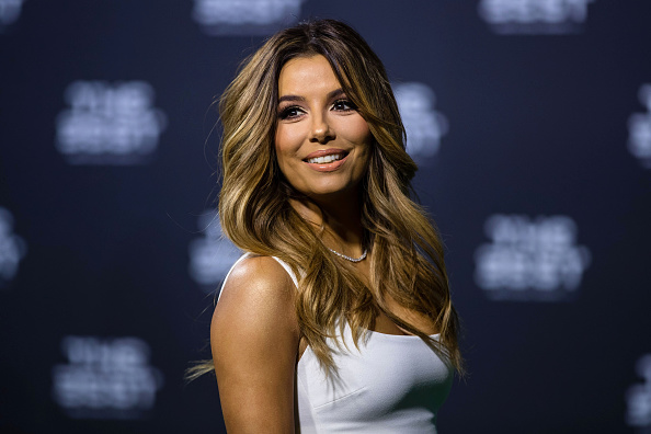 This is the one (shirtless) red-carpet look that Eva Longoria totally regrets