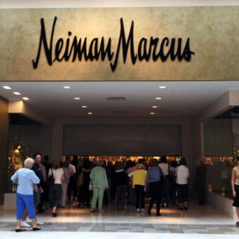 You'll never believe how much Neiman Marcus is selling these destroyed high-top sneakers for