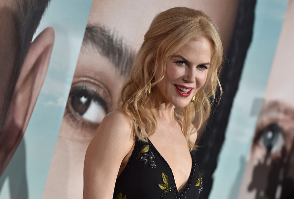 "Nicole Kidman says she wasn't recognized in public until ""Big Littles Lies,"" and we're totally scratching our heads over this truth"