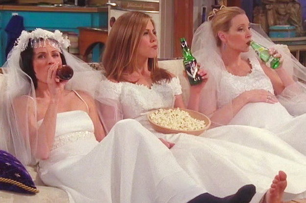 "Jennifer Aniston explained why ""Friends"" could never exist today"