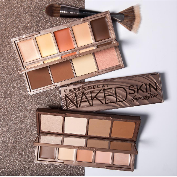 Here's how you can add Urban Decay's new Naked Skin 3-in-1 palette to your cart