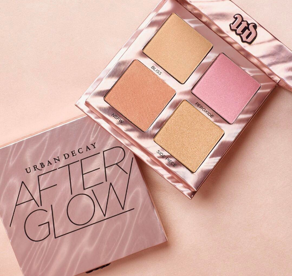 After seeing these swatches of Urban Decay's new highlighter palette, we'll definitely get J.Lo's glow