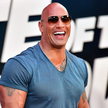Dwayne Johnson explains what he'd do if he was president, and we'd totally vote for him like, today