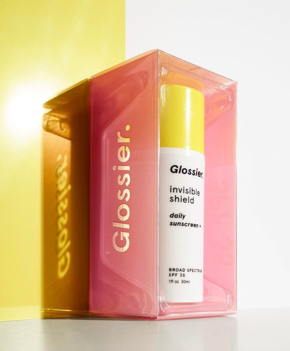 Glossier just launched a sunscreen for people who hate applying SPF