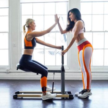 The DB Method is a workout machine you'll want to use while binge-watching your fave show