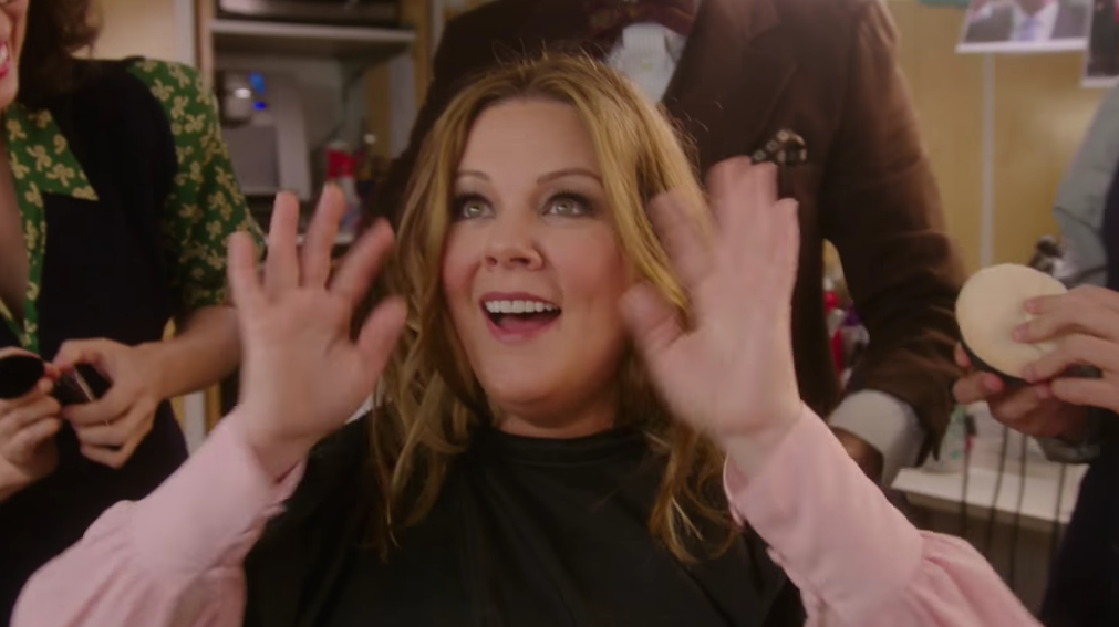 "Watch Melissa McCarthy dance through Studio 8H, and get pumped for this week's ""Saturday Night Live"""