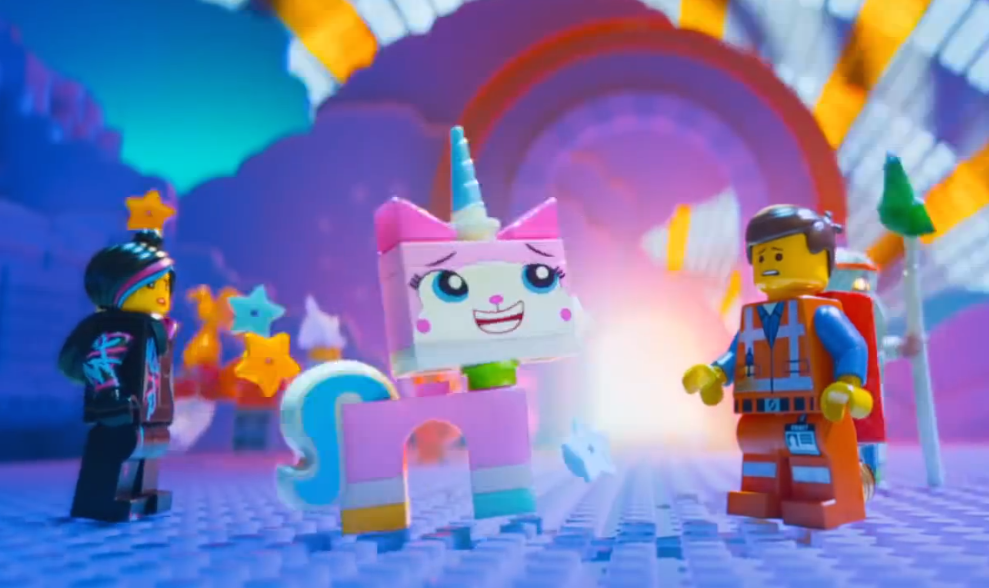 "The best character from the ""Lego Movie"" is getting her own spinoff"