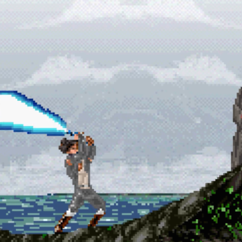 """This """"Last Jedi"""" 8-bit trailer is an adorable dose of """"Star Wars"""" nostalgia"""