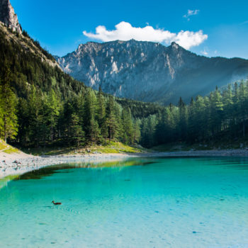 Austria has a magical lake that disappears in the winter