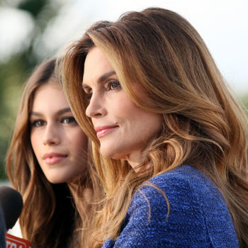 Cindy Crawford has some good modeling advice for her daughter, and for all of us, really