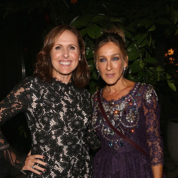 Sarah Jessica Parker and Molly Shannon just shared an epic dance-off on Instagram