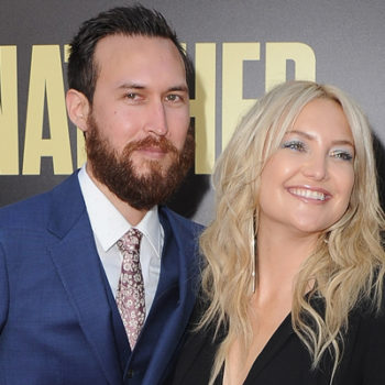 """Kate Hudson and new bae Danny Fujikawa made an adorably PDA-filled debut at the """"Snatched"""" premiere"""